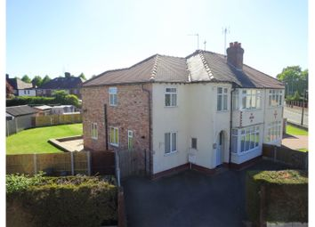 Thumbnail 5 bed semi-detached house for sale in Upton Drive, Upton, Chester