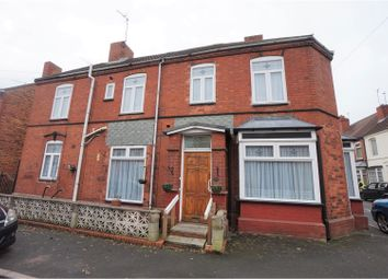 Thumbnail 3 bedroom end terrace house for sale in Park Road, Dudley