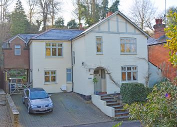 Thumbnail 4 bed detached house for sale in Brighton Road, Godalming