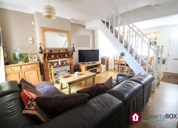 Thumbnail 2 bedroom terraced house for sale in St. Catherine Street, Southsea
