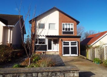 Thumbnail 3 bed detached house for sale in Calthorpe Drive, Prestatyn, Denbighshire