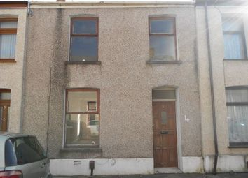 Thumbnail 3 bed terraced house for sale in Beach Street, Aberavon, Port Talbot, Neath Port Talbot.