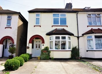 Thumbnail 3 bed semi-detached house for sale in Wakering Avenue, Southend-On-Sea