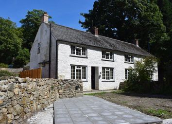 Thumbnail 3 bed cottage for sale in Trigva Cottages, Trevarno, Sithney, Nr Helston