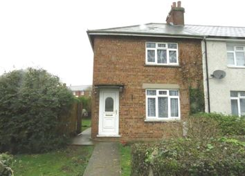 Thumbnail 2 bed end terrace house for sale in New Cross Road, Stamford