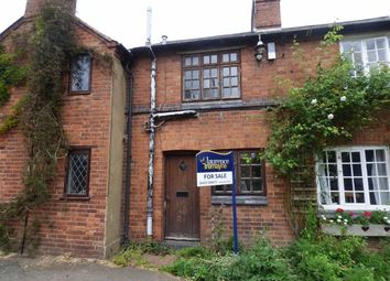 Thumbnail 2 bedroom terraced house for sale in Chapel Lane, Crick, Northampton