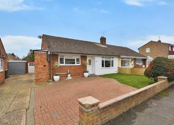 Thumbnail 2 bed semi-detached bungalow for sale in The Pasture, Kennington, Ashford