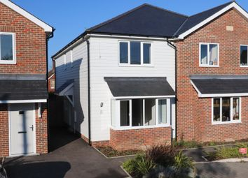 Thumbnail 3 bedroom semi-detached house for sale in North Grove Road, Hawkhurst, Cranbrook