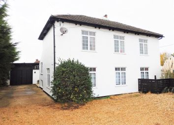 Thumbnail 5 bed detached house for sale in West Head Road, Stow Bridge, King's Lynn