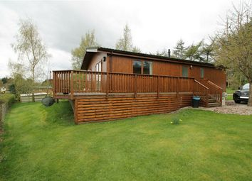 Thumbnail 2 bed mobile/park home for sale in 3 Moss Bank Lodges, Moss Bank, Great Salkeld, Penrith