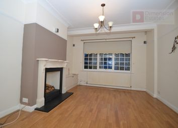 Thumbnail 4 bed terraced house to rent in Hazelwood Road, Bush Hill, Middlesex