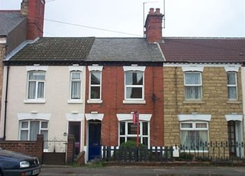 Thumbnail 3 bedroom terraced house to rent in Wellingborough Road, Rushden