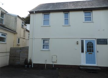 Thumbnail 3 bedroom semi-detached house to rent in Cross Street, Combe Martin, Ilfracombe