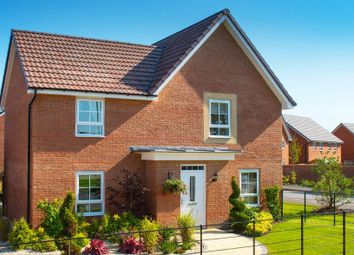 "Thumbnail 4 bedroom detached house for sale in ""Lincoln"" at Acacia Way, Edwalton, Nottingham"