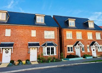 Thumbnail 4 bed town house for sale in Almswood Road, Tadley