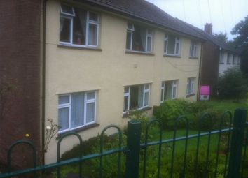 Thumbnail 2 bed flat for sale in Brynheulog, Mountain Ash