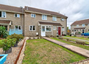 3 bed terraced house for sale in Martins Close, Evercreech, Shepton Mallet BA4