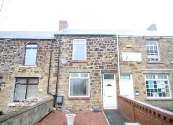 Thumbnail 2 bedroom terraced house to rent in Durham Road, Consett