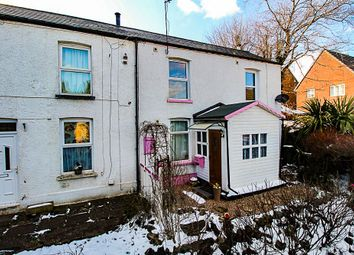Thumbnail 3 bed terraced house for sale in Austin Road, Sebastopol, Pontypool