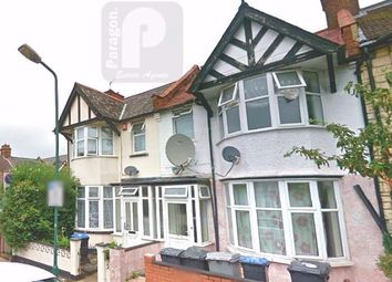 Thumbnail 1 bed flat to rent in Rosebank Avenue, Sudbury, Middlesex