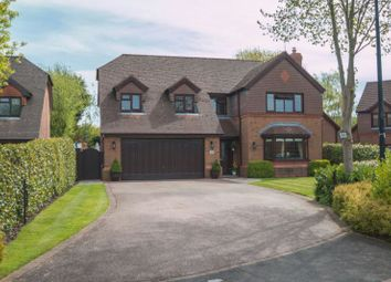 Thumbnail 4 bed detached house for sale in Canon Drive, Bowdon, Altrincham