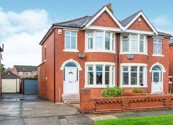 Thumbnail 3 bed semi-detached house for sale in Glenluce Drive, Preston