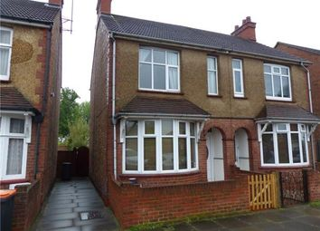 Thumbnail 3 bedroom semi-detached house to rent in Miller Road, Elstow, Bedford