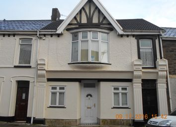 Thumbnail 2 bed flat to rent in Caerau Road, Maesteg, Bridgend.