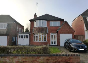 Thumbnail 3 bed detached house to rent in Pear Tree Drive, Great Barr, Birmingham