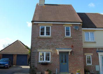 Thumbnail 3 bed semi-detached house for sale in 49 King John Road, Gillingham, Dorset