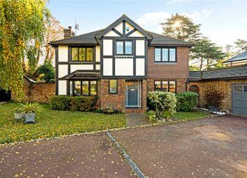 Park Hall Road, Reigate, Surrey RH2. 4 bed detached house for sale