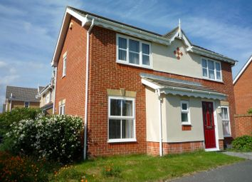 Thumbnail 3 bedroom detached house to rent in Roebuck Drive, Gosport