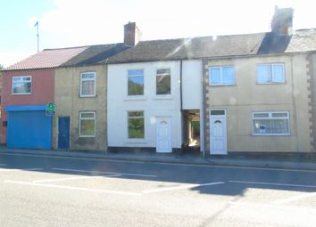 Thumbnail 3 bed terraced house to rent in King Street, Alfreton, Derbyshire