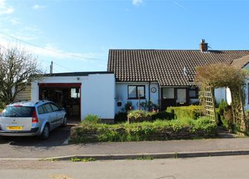 Thumbnail 2 bed detached bungalow for sale in Nomansland, Tiverton, Devon