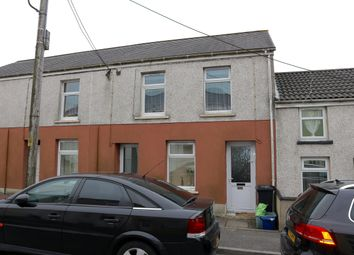 Thumbnail 1 bed flat for sale in High Street, Caeharris, Merthyr Tydfil