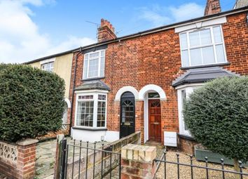 Thumbnail 3 bed terraced house for sale in Grove Road, Hitchin, Hertfordshire, England