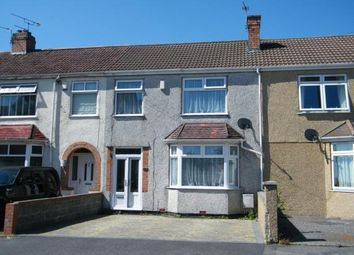 Thumbnail 3 bed terraced house for sale in Whitefield Road, Bristol