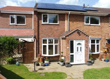Thumbnail 4 bedroom semi-detached house for sale in Kinross Avenue, Thurnby, Leicester