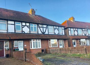 Thumbnail 3 bed terraced house for sale in Chichester Road, Bognor Regis, West Sussex