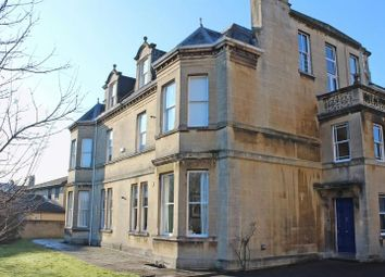Thumbnail 2 bed flat to rent in Upper Oldfield Park, Bath
