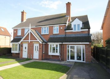 Thumbnail 4 bed semi-detached house for sale in Foxglove Close, Northallerton