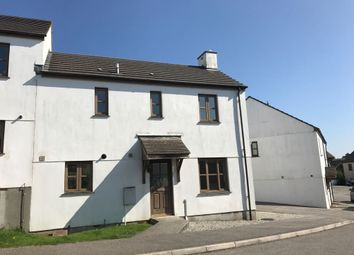 Thumbnail 3 bed property to rent in Halbullock View, Truro