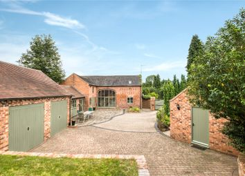 Thumbnail 3 bed barn conversion for sale in Shrawley, Worcestershire