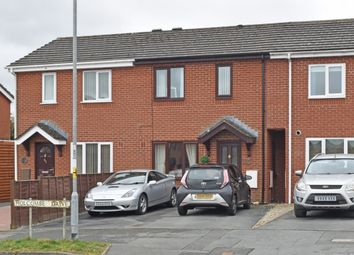 Thumbnail 2 bed terraced house for sale in Holcombe Drive, Llandrindod Wells
