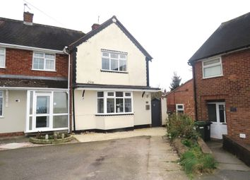 2 bed end terrace house for sale in Kitchen Lane, Ashmore Park Wednesfield, Wolverhampton WV11
