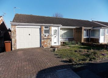 2 bed semi-detached bungalow for sale in Thorndale Close, Chatham ME5