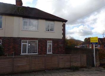 Thumbnail 3 bed semi-detached house for sale in Edwin Street, Sutton-In-Ashfield, Nottinghamshire