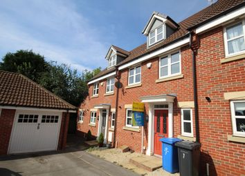 Thumbnail 4 bedroom town house to rent in Mariana Close, Chellaston, Derby, Derbyshire