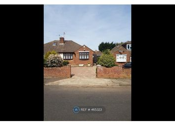 Thumbnail 2 bed bungalow to rent in Savage Road, Chatham
