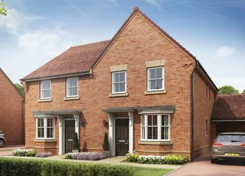 """Thumbnail 3 bed semi-detached house for sale in """"Oakfield"""" at Winchester Road, Whitchurch"""